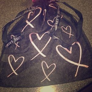 Victoria's Secret make up pouch